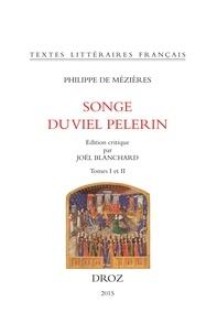 Philippe de Mézières - Songe du viel pelerin - 2 volumes.