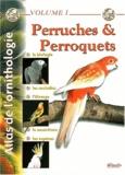 Philippe de Wailly et Jacqueline Prin - Perruches et perroquets.