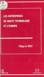 Philippe De Woot - Les Entreprises de haute technologie et l'Europe.