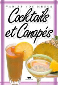 Philippe Decencière - Cocktails et canapés.