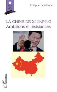 Histoiresdenlire.be La Chine de Xi Jinping - Ambition et résistances Image
