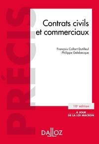 Philippe Delebecque - Contrats civils et commerciaux.