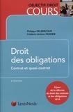 Philippe Delebecque et Frédéric-Jérôme Pansier - Droit des obligations - Contrat et quasi-contrat.