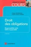 Philippe Delebecque et Frédéric-Jérôme Pansier - Droit des obligations - Responsabilité civile, délit et quasi-délit.