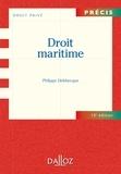 Philippe Delebecque - Droit maritime.