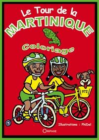 Téléchargez des RTF CHM MOBI de manuels gratuitement Le tour de la Martinique  - Coloriage