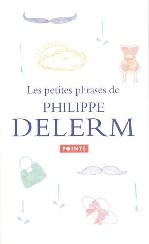 Coffret Les petites phrases de Philippe Delerm. Ma grand-mère avait les mêmes ; Je vais passer pour un vieux con