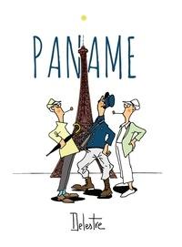 Philippe Delestre et Pascal Baudoin - Paname.
