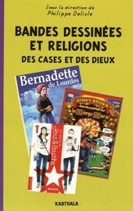 Bandes dessinées et religions- Des cases et des dieux - Philippe Delisle | Showmesound.org