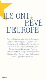 Philippe Demenet - Ils ont rêvé l'Europe.