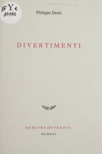 Philippe Denis - Divertimenti.