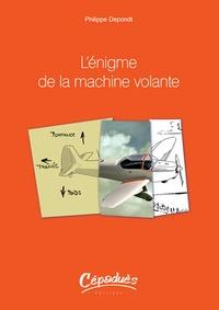 Deedr.fr L'énigme de la machine volante Image