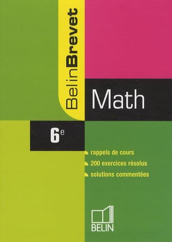 Philippe Depresle et Angélique Skandalis - Math 6e.