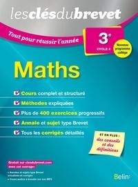 Philippe Depresle et Catherine Durieu - Maths 3e - Tout pour réussir l'année.