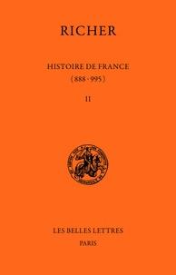 Philippe Depreux - Histoire de France - Tome II  954-995..