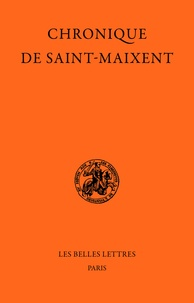 Philippe Depreux et Jean Verdon - La chronique de St-Maixent (751-1140).