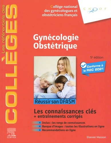 Philippe Deruelle et Olivier Graesslin - Gynécologie obstétrique.