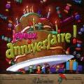 Philippe Des Pallieres et François Bruel - Joyeux anniversaire ! - Un livre gourmand (à déguster) et un jeu savoureux (à découper) !.