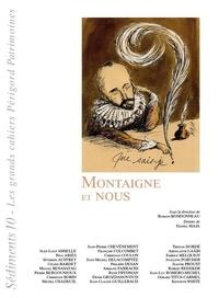 Romain Bondonneau - Montaigne et nous.