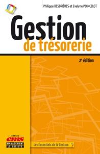 Philippe Desbrières et Evelyne Poincelot - Gestion de trésorerie.
