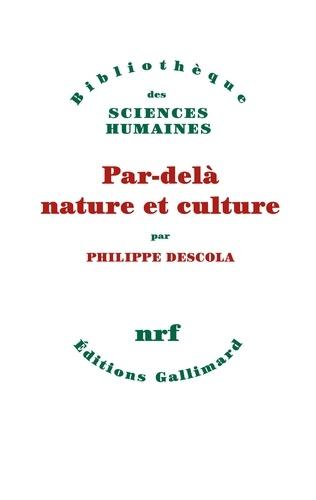 Par-delà nature et culture