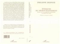 Philippe Despoix - Éthiques du désenchantement - Essais sur la modernité allemande au début du siècle.