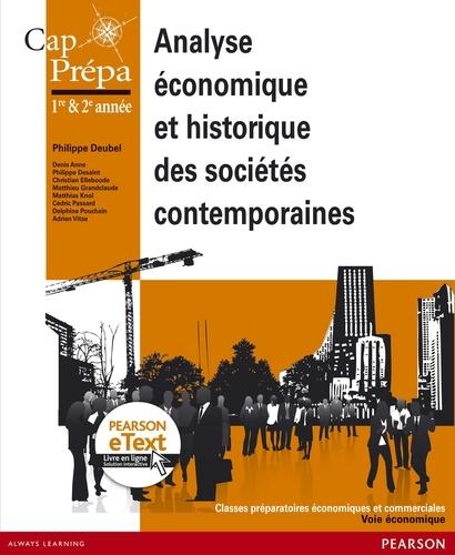 Analyse  U00e9conomique Et Historique Des Soci U00e9t U00e9s    De
