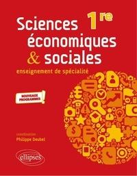Philippe Deubel - Spécialité Sciences économiques et sociales 1re.