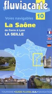 Philippe Devisme et Patrick Join-Lambert - Les voies navigables de la Saône, de la Seille et du Doubs.