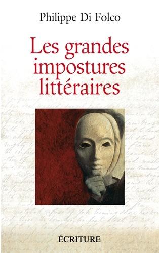 Les grandes impostures littéraires