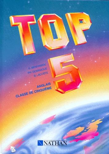 Anglais 5eme Top 5