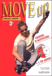 Philippe Dominique et Bernard Lacoste - Move Up Anglais 3e. 1 CD audio