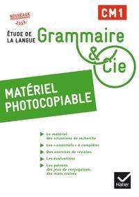 Philippe Dorange et Francis Alix - Grammaire & Cie CM1 - Matériel photocopiable.