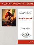 Philippe Douet - Le Guépard - Giuseppe Tomasi di Lampedusa.