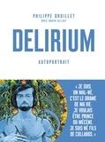 Philippe Druillet - Delirium - Autoportrait.