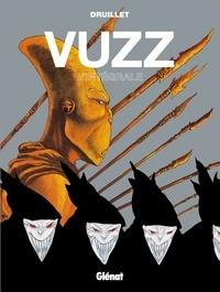 Philippe Druillet - Vuzz L'intégrale : Vuzz ; Là-bas.