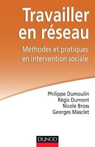 Deedr.fr Travailler en réseau - Méthodes et pratiques en intervention sociale Image