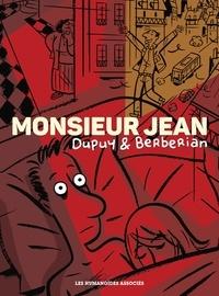 Philippe Dupuy et Charles Berberian - Monsieur Jean  : Intégrale tomes 1 à 5.