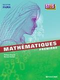 Philippe Dutarte et Bernard Verlant - Mathématiques 1e ST2S.