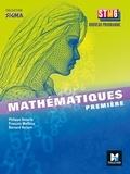 Philippe Dutarte et François Mailloux - Mathématiques 1e STMG.
