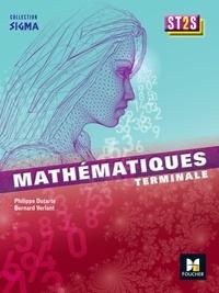 Philippe Dutarte et Bernard Verlant - Mathématiques Tle ST2S.