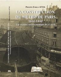 Deedr.fr La construction du métro de Paris (1850-1940) - Une aventure socio-économique du XXe siècle Image