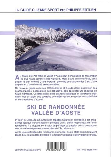 Ski de randonnée Vallee d'Aoste