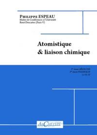 Philippe Espeau - Atomistique & liaison chimique.