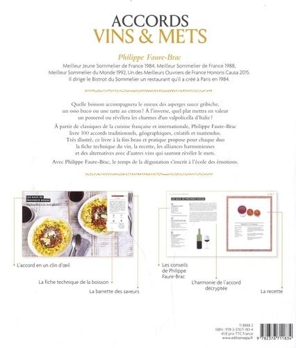 Accords Vins & Mets