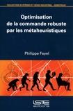 Philippe Feyel - Optimisation de la commande robuste par les métaheuristiques.