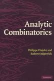 Philippe Flajolet et Robert Sedgewick - Analytic Combinatorics.