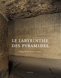 Le labyrinthe des pyramides - Philippe Flandrin |