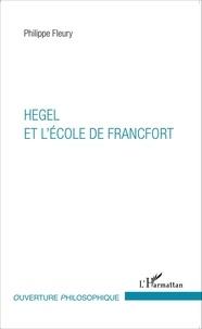Galabria.be Hegel et l'école de Francfort Image