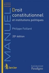 Satt2018.fr Droit constitutionnel et institutions politiques Image